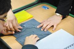 3D 프린터로 시각장애인 돕는 '촉각 교재' 만든다