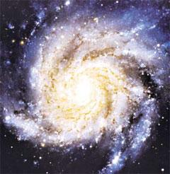 막대나선형 은하