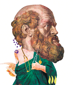 [교과서 인물 열전] 그리스| 히포크라테스(기원전 460?~377?)