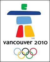 2010 밴쿠버 동계올림픽 로고.