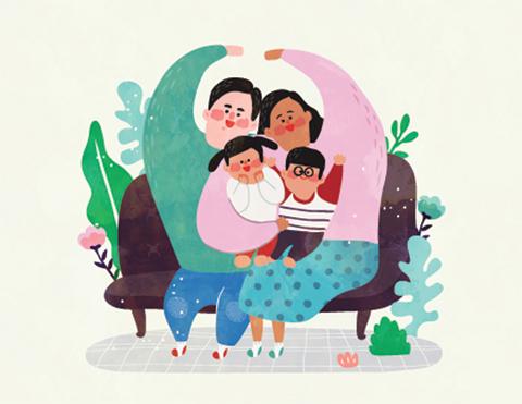 2018 가족사랑 사생대회