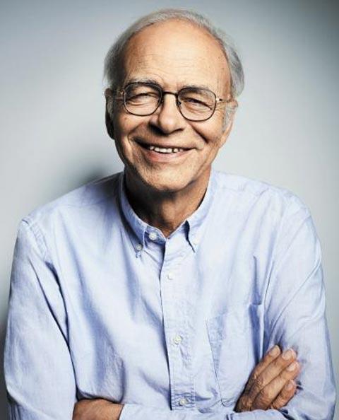글로벌 리더 100人의 인터뷰] 윤리학자 피터 싱어