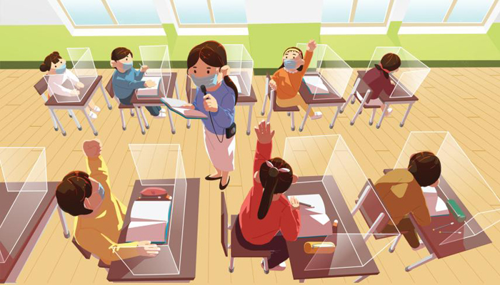 비대면 수업으로 생긴 습관 미리 바꾸세요